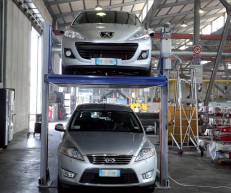 Double Parking Lift flat platform 021 5562413
