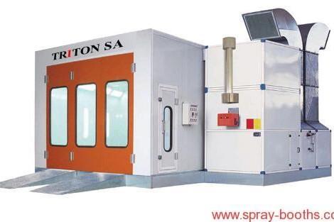 Sb3 - Triton Spray Booth- Spray Booth suplliers 021 5562413