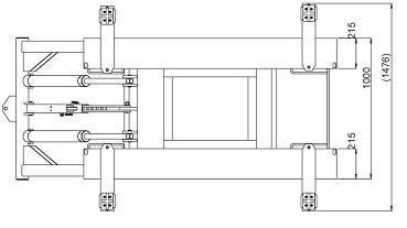 scissor lift portable 2 7ton 220v rh spray booths co za scissor lift manual override scissor lift schematic