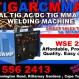 DUAL AC DC TIG WELDER WITH ARC WELDER MMA 220V ALIMINIUM WELDER 021 5562413