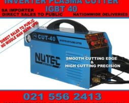 Plasma Cutter Cut 40 220v 021 5562413
