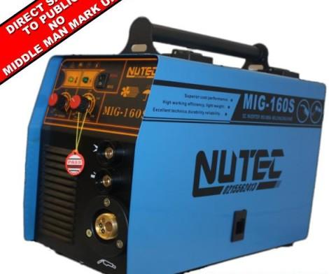 Mig 160s Dual Welder Mig Mag MMA 021 5562413